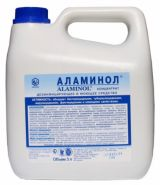 Аламинол / дез.средство концентрат / 3 л