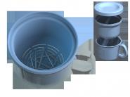 """Емкость-контейнер КДС -0,2- """"КРОНТ"""" / 0,2 л"""