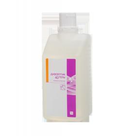 Диасептик-40 гель / антисептик / 1 л